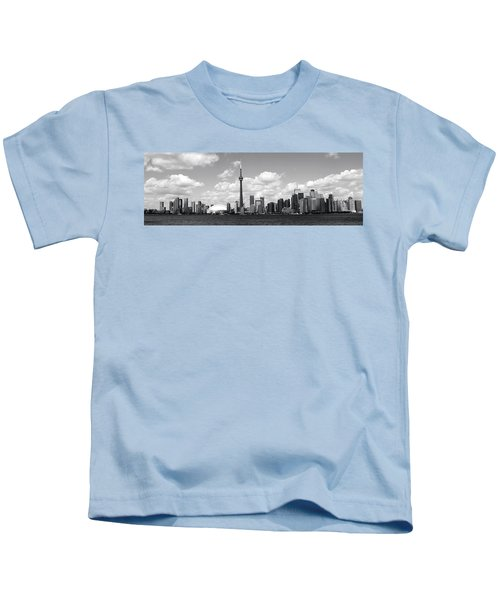 Toronto Skyline 11 Kids T-Shirt