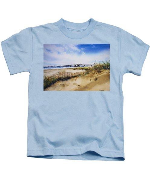 Townsends Inlet Kids T-Shirt