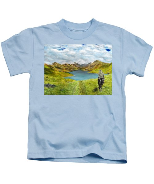Tracking Niseag Kids T-Shirt