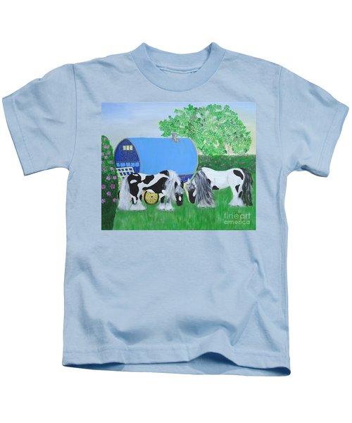 Travelling Light Kids T-Shirt