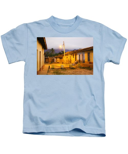 Trinidad Morning Kids T-Shirt