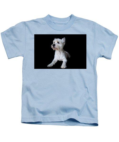 Trot Posing Kids T-Shirt