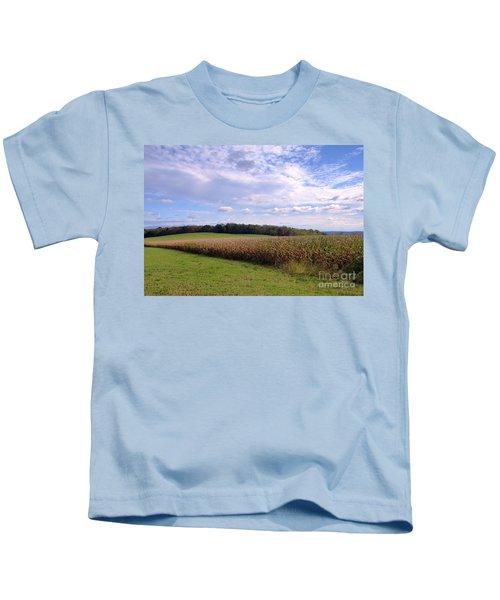 Trusting Harvest Kids T-Shirt