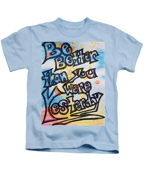 Try Kids T-Shirt