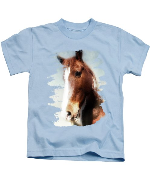 Tumbleweed Sideways Glance Kids T-Shirt