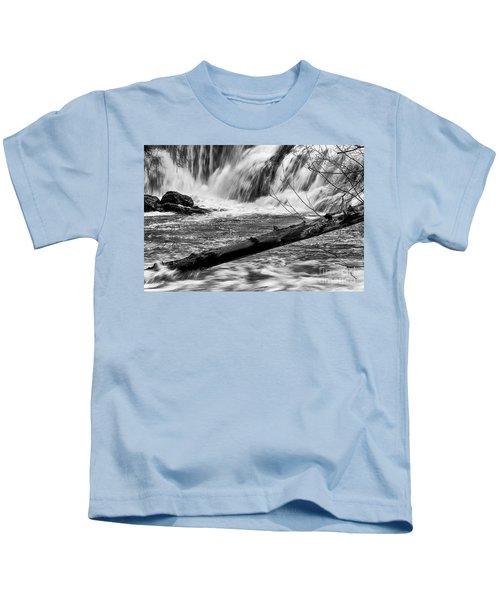 Tumwater Waterfalls#2 Kids T-Shirt