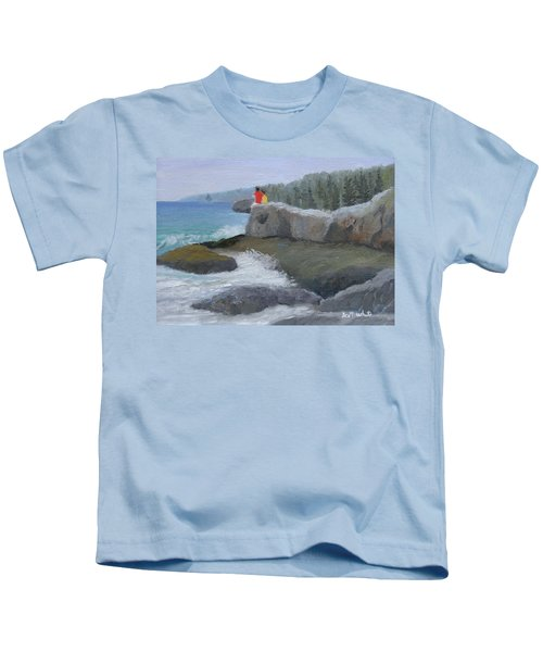 Two Brothers Kids T-Shirt