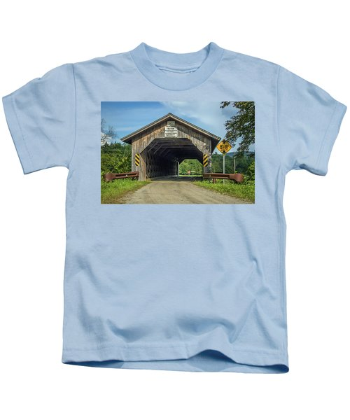 Un-named Bridge Kids T-Shirt