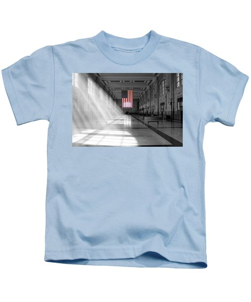 Union Station 2 - Kansas City Kids T-Shirt