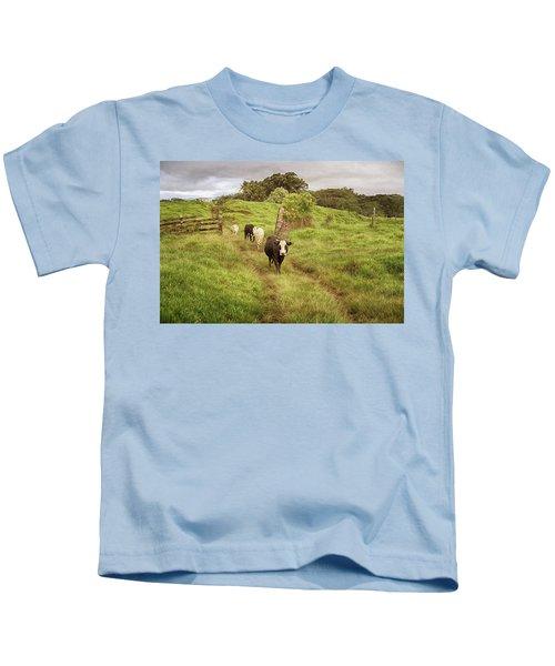 Upcountry Ranch Kids T-Shirt