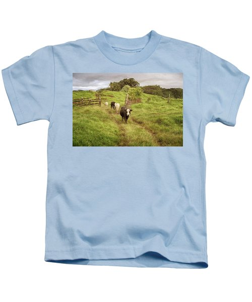 Upcountry Ranch Kids T-Shirt