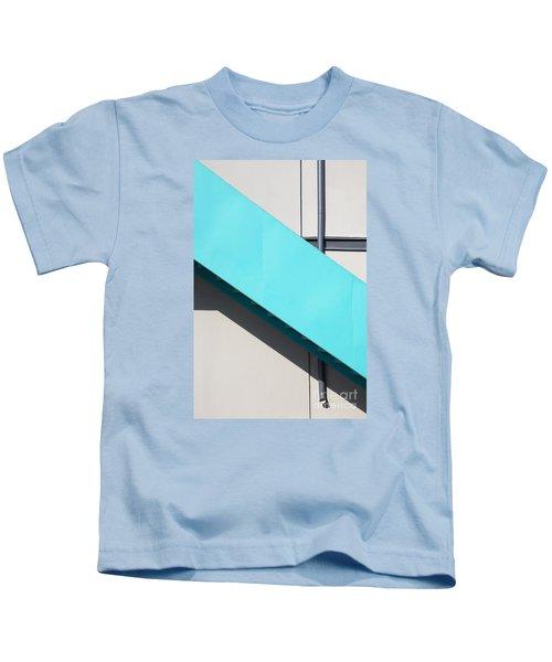 Urban Abstract 1 Kids T-Shirt