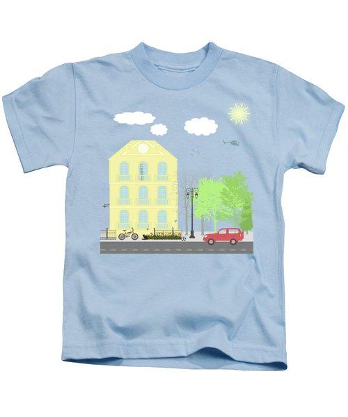 Urban Scene Kids T-Shirt