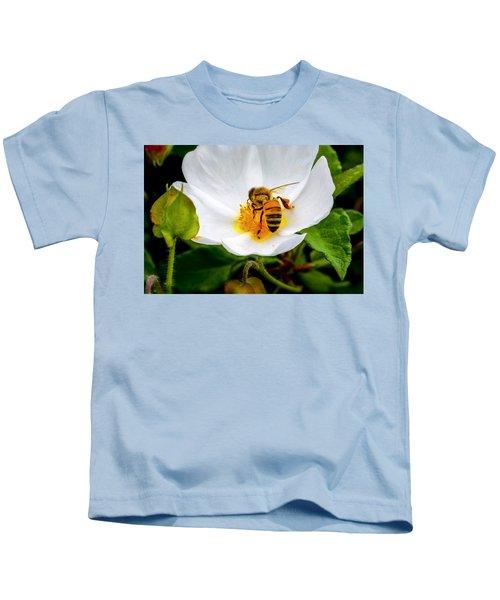 Vacaville Honey Bee Kids T-Shirt