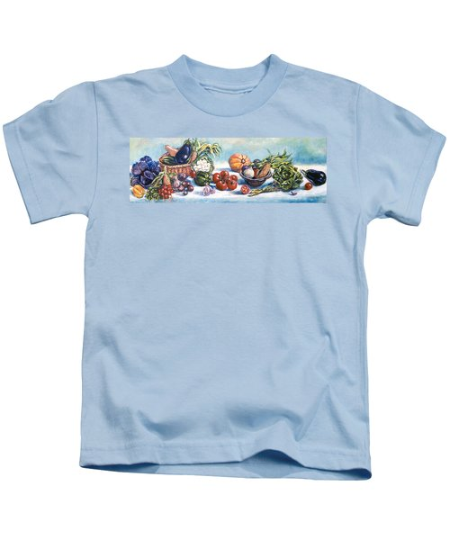 Veggies  Kids T-Shirt