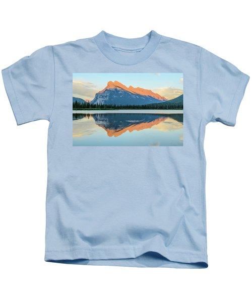 Vermillion Lakes Kids T-Shirt
