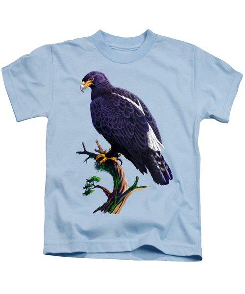Verreaux's Eagle  Kids T-Shirt