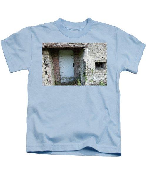 Very Long Locked Door Kids T-Shirt
