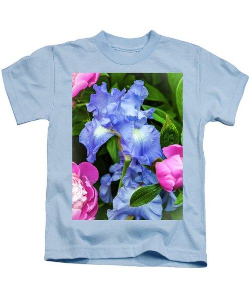 Victoria Falls Iris Kids T-Shirt