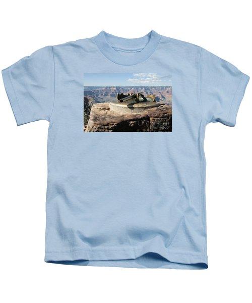 Viewing Infinity Kids T-Shirt