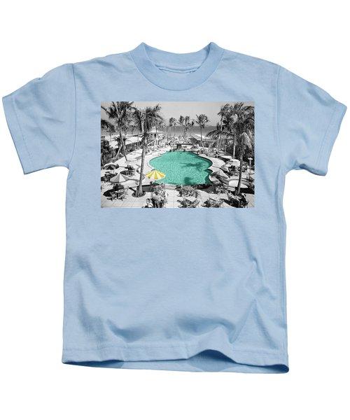 Vintage Miami Kids T-Shirt