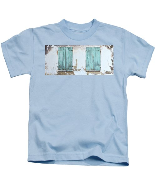Vintage Series #1 Windows Kids T-Shirt