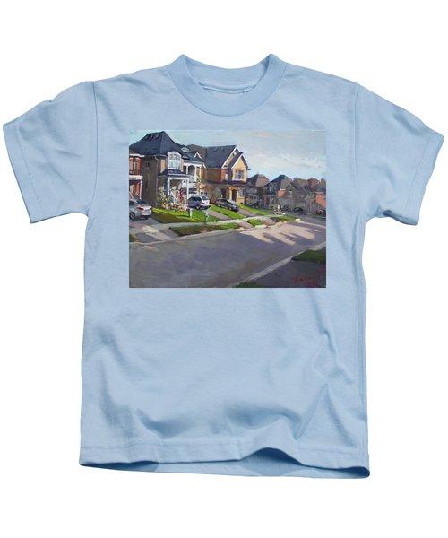 Viola's House In Georgetown On Kids T-Shirt