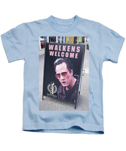 Walkens Welcome Kids T-Shirt
