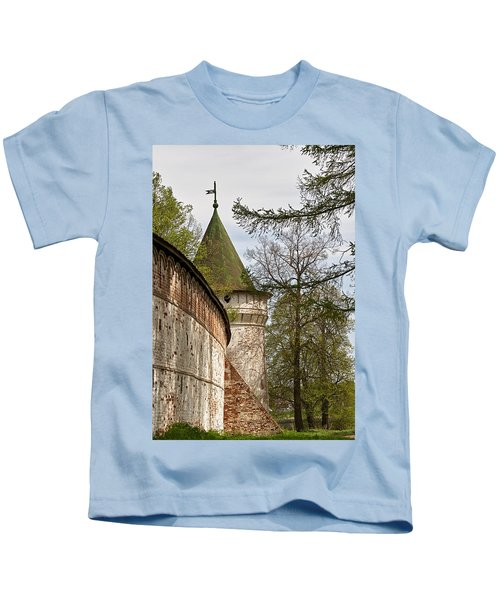 Wall And Tower Kids T-Shirt