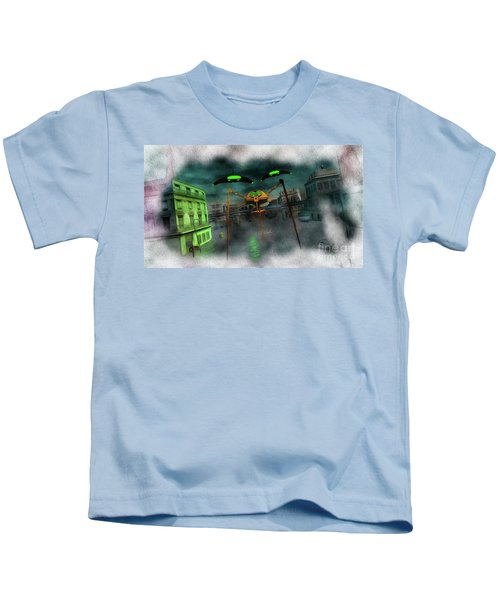 War Of The Worlds Part 1 Kids T-Shirt