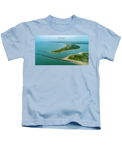 Washburns Island Kids T-Shirt