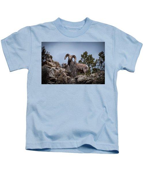 Watching You Watching Me Kids T-Shirt