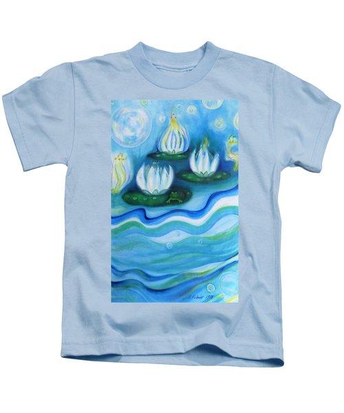 Water Garden Kids T-Shirt
