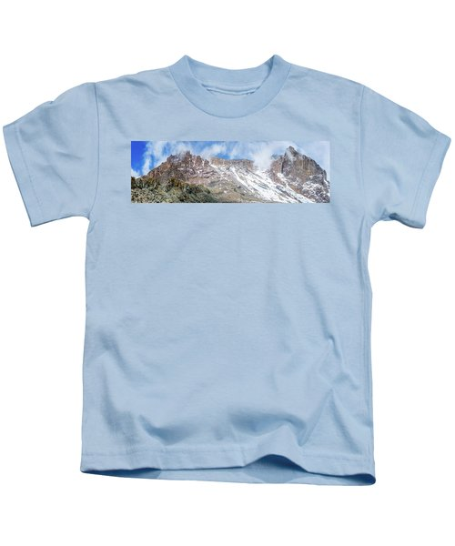 Western Breach Pano Kids T-Shirt