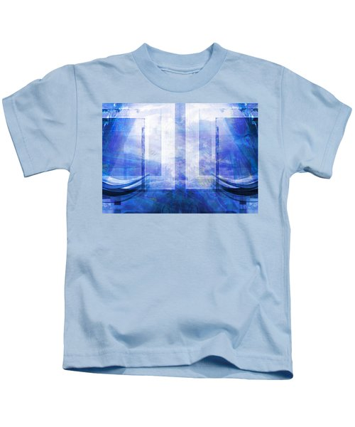 Whales Talking Kids T-Shirt