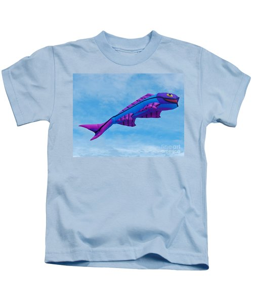 When Fish Fly Kids T-Shirt