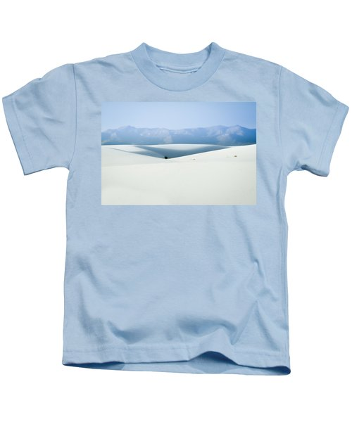 White Sands, New Mexico Kids T-Shirt