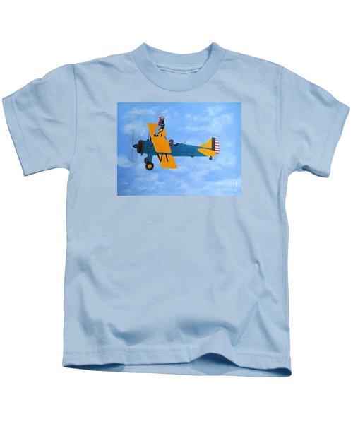 Wing Walker Kids T-Shirt