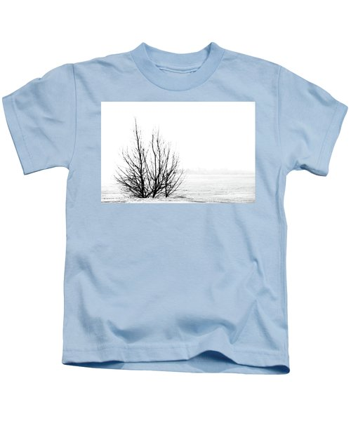 Winter Bones Kids T-Shirt