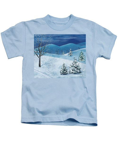 Winter Solstice Kids T-Shirt