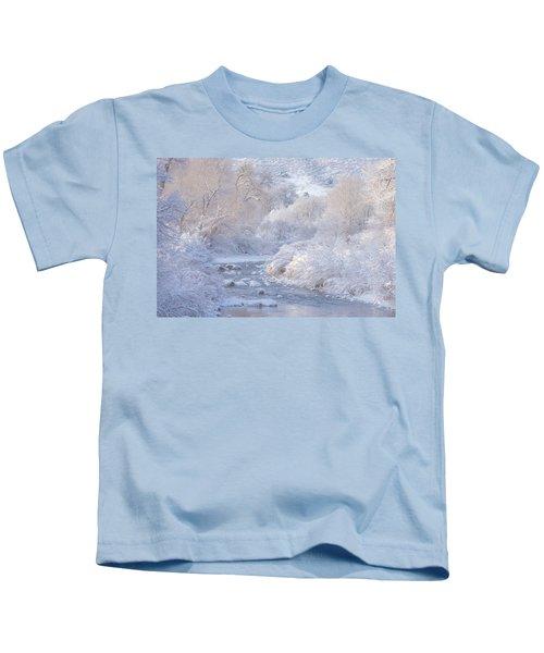 Winter Wonderland - Colorado Kids T-Shirt