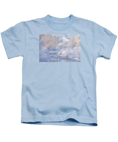 Winter Wonderland - Colorado Kids T-Shirt