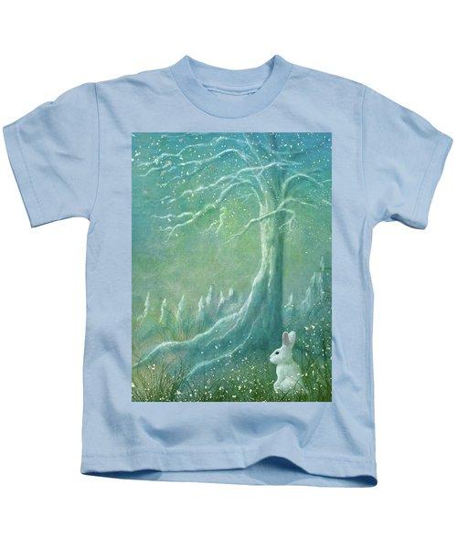 Winters Coming Kids T-Shirt