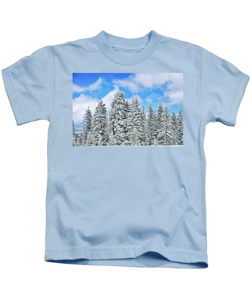 Winterscape Kids T-Shirt