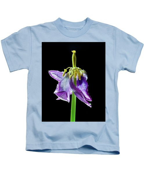 Withering Beauty Kids T-Shirt