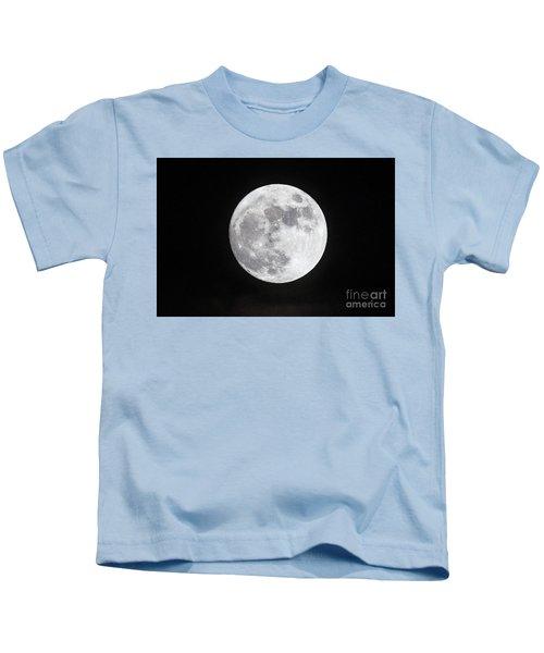 Wolf Moon Kids T-Shirt