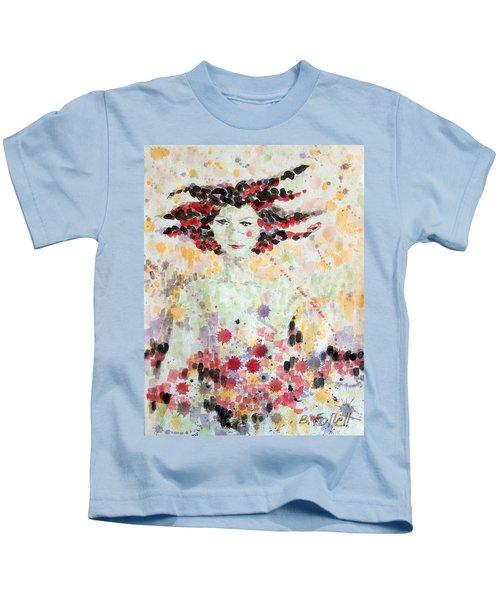 Woman Of Glory Kids T-Shirt