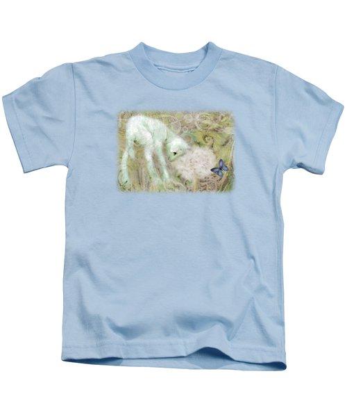Worthy Is The Lamb Kids T-Shirt