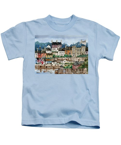F 762   Kinsale Harbour, Cork Kids T-Shirt