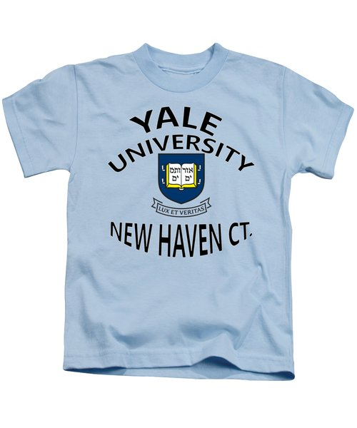 Yale University New Haven Connecticut  Kids T-Shirt